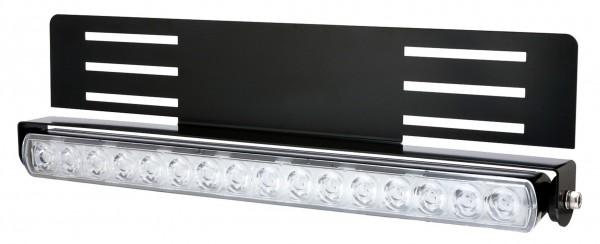 Blixtra Nummernschildhalterung für Lichtleisten