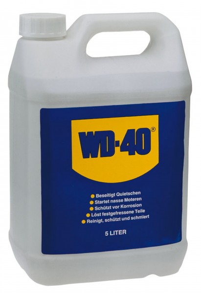 WD-40 Classic Multifunktionsöl 5 Liter Kanister