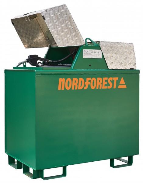 Nordforest Dieseltank 600 Liter