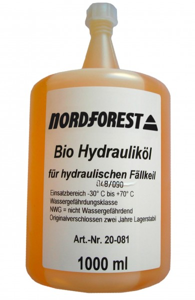 Nordforest Bio Hydrauliköl 1000 ml
