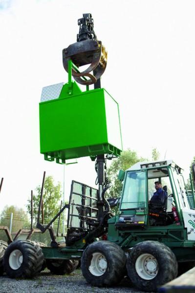Nordforest Dieseltank 400 Liter
