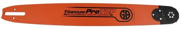 """GB Führungsschiene Titanium ProTOP 3/8"""", 1,6 mm, 90 cm"""