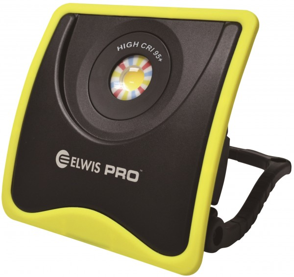 Elwis LED-Arbeitsleuchte X 2 Akku
