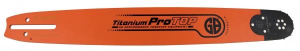 """GB Führungsschiene Titanium ProTOP .325"""", 1,5 mm, 45 cm"""