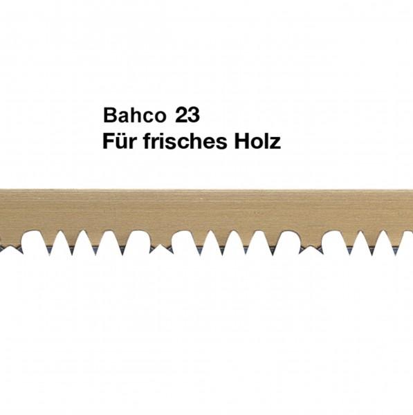 Ersatzsägeblatt Bahco 23 für frisches Holz