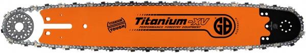 GB Harvester-Schiene Titanium-XV