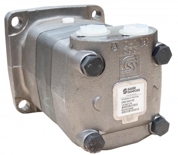 Walzenmotor OMV-800HD für Ponsse