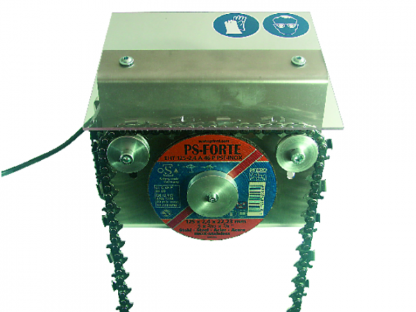 Treibglied-Schleifgerät