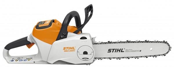 Stihl Akku-Motorsäge MSA 220 C-B ohne Akku und Ladegerät