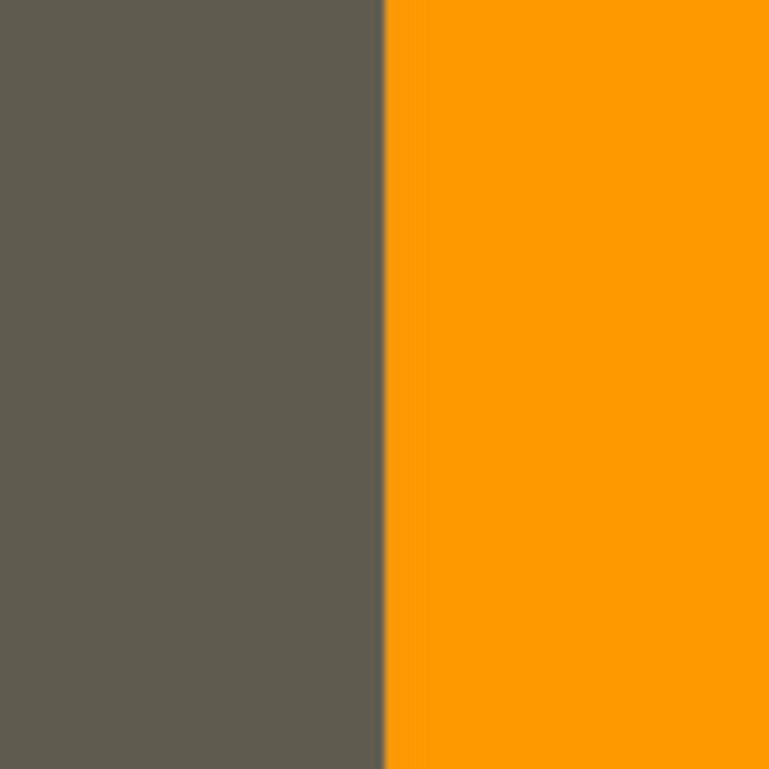 Orange-grün