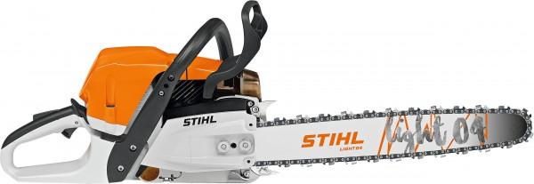Stihl Motorsäge MS 362 C-M mit Führungsschiene Light 04